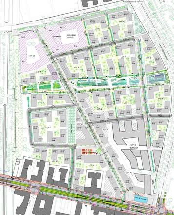La SEMOP de Châtenay-Malabry Parc-Centrale se saisit des outils de BIM urbain