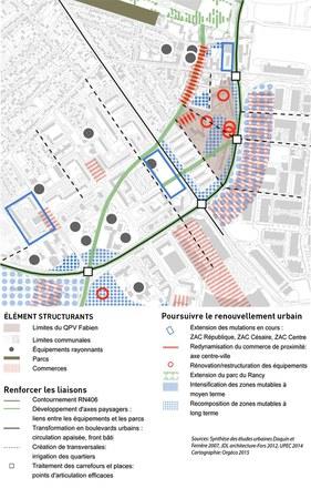 Val-de-Marne :  La Fabrique urbaine se penche sur le renouvellement du quartier Fabien
