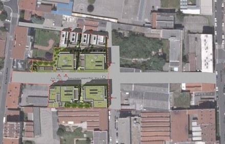 Fiche projet / Lyon : le PUP Gervais-Bussière à Villeurbanne décortiqué