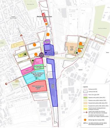 Val-de-Marne : AEC architecture réalisera un programme de 99 logements sociaux aux Ardoines