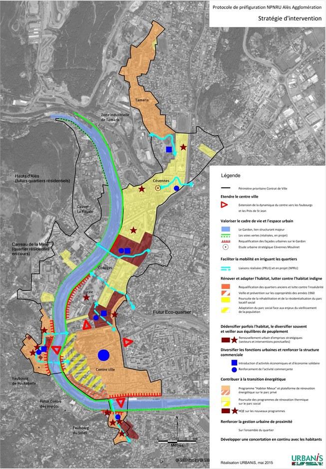 Gard : Alès confie au groupement de Passagers de Villes sa nouvelle stratégie de rénovation urbaine