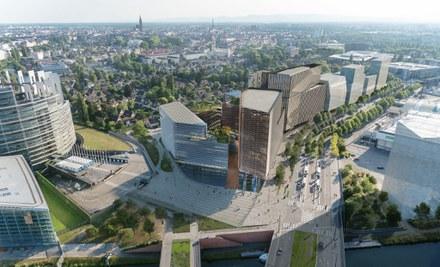 Strasbourg : Icade remporte l'AMI pour le quartier Archipel Wacken