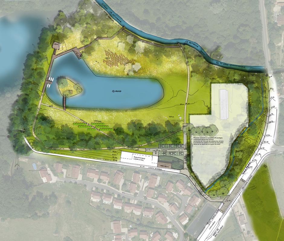 Essonne : un nouveau parc pour Breuillet