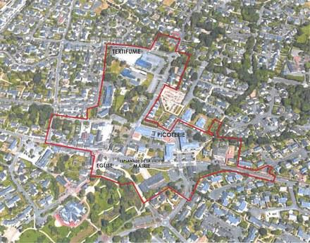 Angers Loire Métropole :  Id-Up et TPF Ingéniérie  vs la densification du centre de Beaucouzé