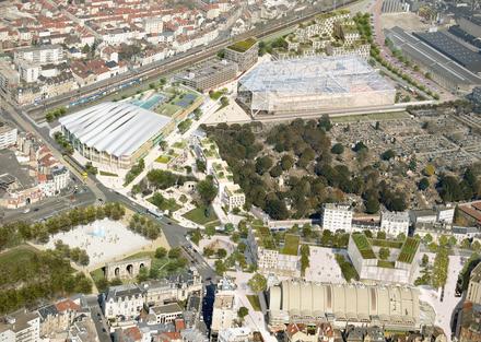 Reims : double cession foncière sur la ZAC Sernam-Boulingrin