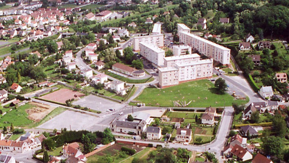 Aisne : une dernière opération de rénovation urbaine pour le quartier des Deux Lions à Belleu