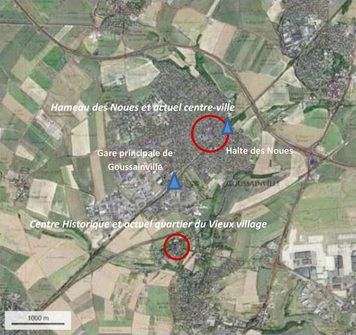 Citallios aux commandes de la recomposition du centre de Goussainville
