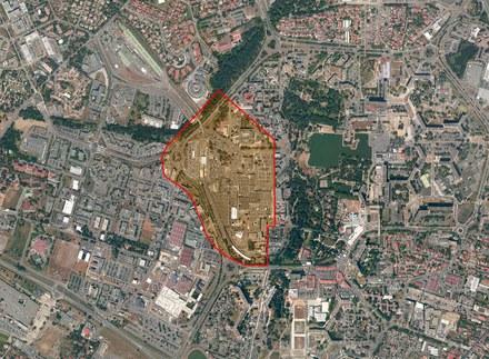 Toulouse Métropole veut faire du plateau du terminus de Basso Cambo un quartier mixte habité
