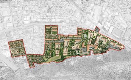 Les Pennes-Mirabeau : CFL Architecture conçoit un parc habité de 1000 logements