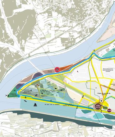 Avignon : vers un Parc naturel urbain à la Confluence Rhône/Durance