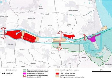 Caen la Mer : l'extension du port de plaisance de Ouistreham relancée