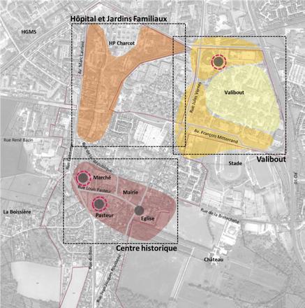 Yvelines : vers la restructuration du centre-bourg de Plaisir