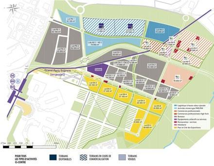 Grand Roissy : réflexions sur l'agriculture urbaine autour de l'aéroport
