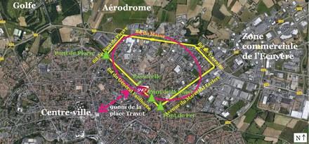 Cholet : restructurer les abords de la gare, dépourvus de tout équipement