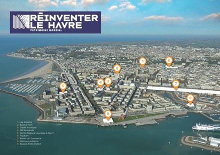C'est parti pour Réinventer Le Havre
