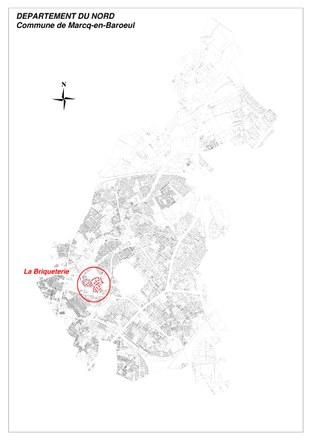 Métropole de Lille : Vilogia retient Maes et des psychologues urbains pour  la Briqueterie à Marcq-en-Barœul