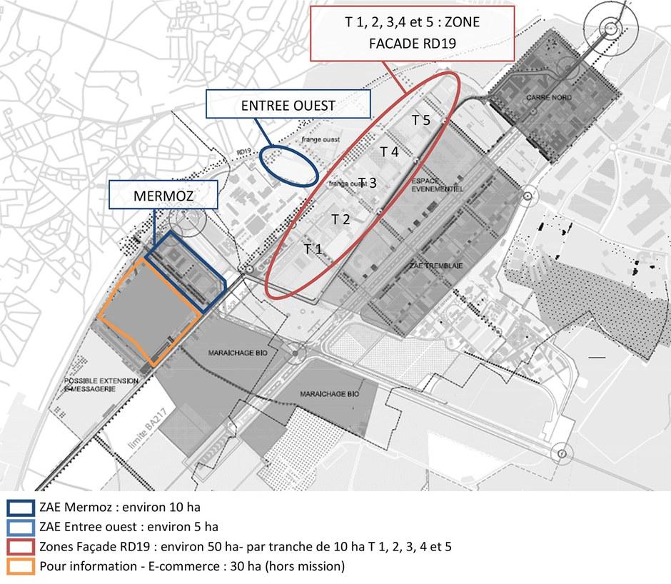 Essonne : un nouveau morceau de l'ancienne base aérienne 217 entre en phase opérationnelle