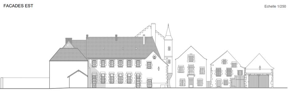 Guérande : l'ancien Hôtel-Dieu sera un lieu de culture et de repos