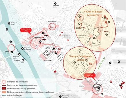 Grand Paris Seine & Oise : la rénovation de Limay passe par la coulée verte