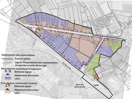 Isère : Moirans veut aménager son quartier de gare
