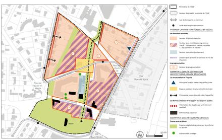 Nantes Métropole : approfondissement du projet Clouet -Jaurès à la Chapelle-sur-Erdre