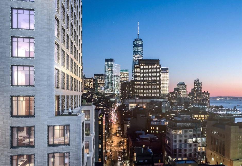 International / Une architecte française dans le ciel de New-York