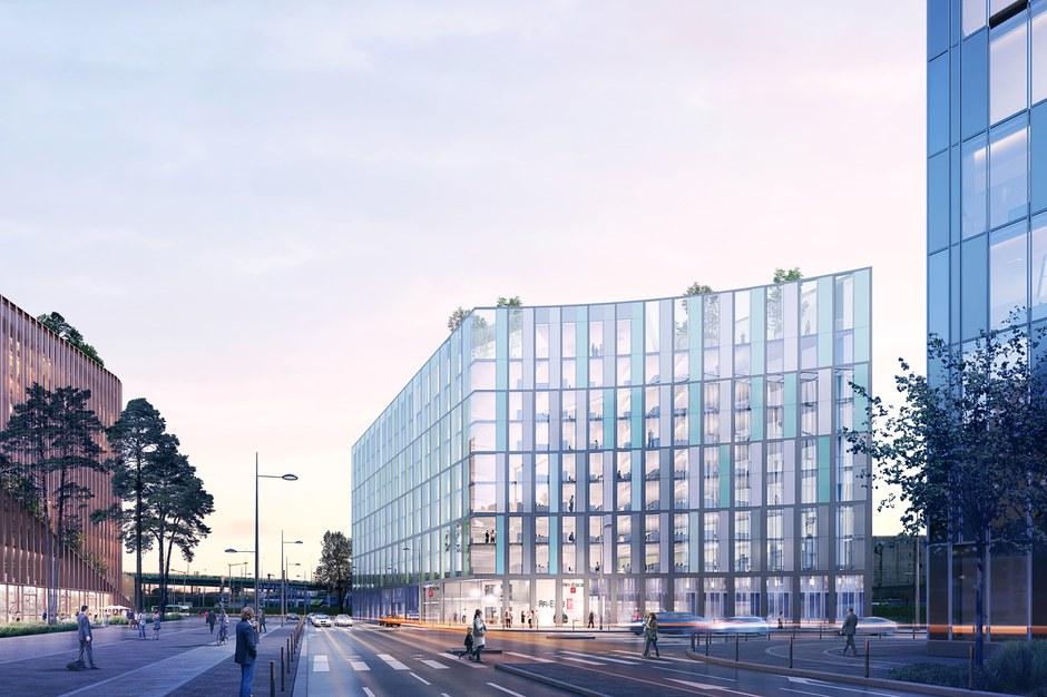 Lille: Damien Surocca signe le 10.8 pour Vinci Immobilier et AFI ESCA