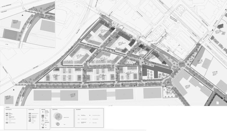 Cergy-Pontoise : le chantier de la ZAC de Liesse II va enfin démarrer
