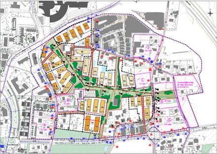Tours : encore 515 logements à attribuer aux opérateurs dans le PUP Radegonde