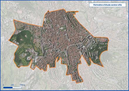 Saint-Étienne : une maîtrise d'œuvre urbaine pour le centre-ville