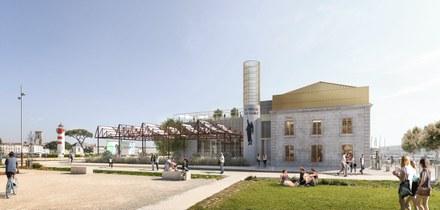 La Rochelle : Flint remporte le concours pour créer un grand lieu culturel sur la friche du Gabut