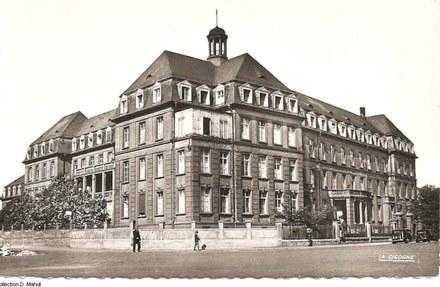 Metz Bon Secours Vue Ancienne