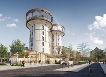 Saint-Germain en Laye : Ogic promet de réinventer la ville ancienne dans 4 ha nouveaux signés Anthony Béchu
