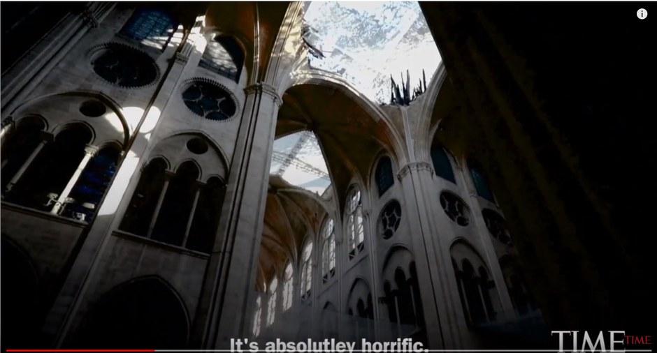 Restauration de Notre-Dame : la loi définitivement votée