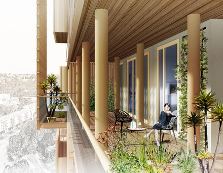 Phalsbourg va vendre des logements modulables dans une tour recyclée
