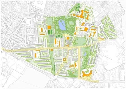 ZAC du Bas-Clichy : le projet urbain vers sa nouvelle version