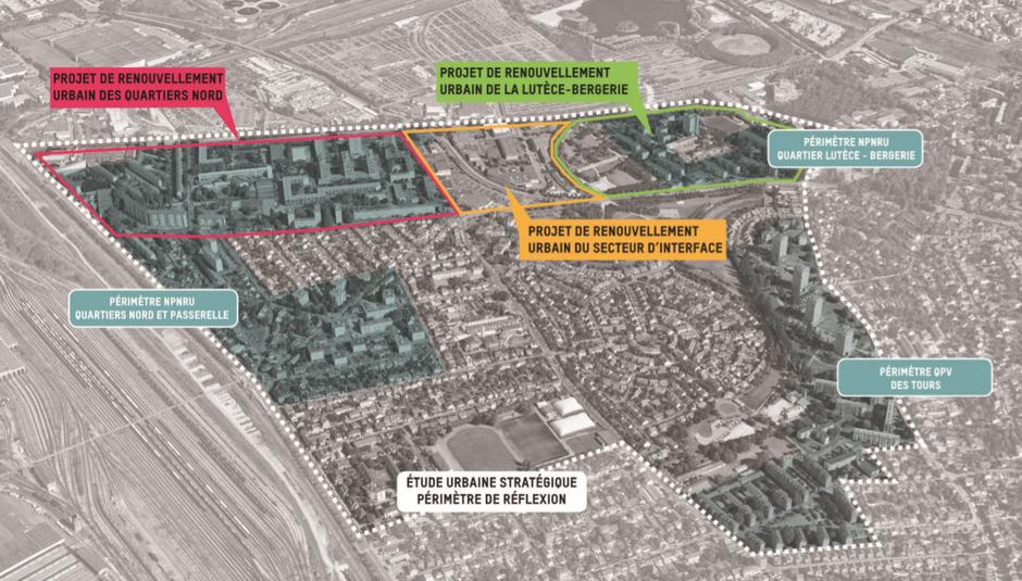 Grand Orly Seine Bièvre cherche un grand agenceur pour Villeneuve-Saint-Georges et Valenton