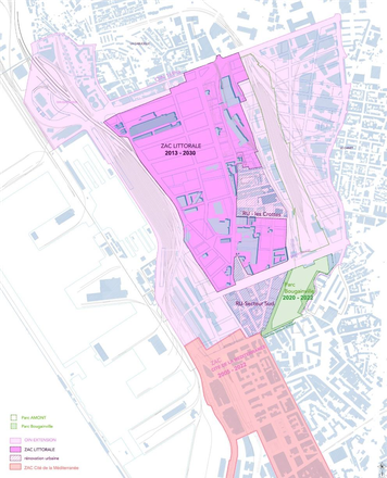 Marseille/Euromed 2 : Anyoji Beltrando reprend la maîtrise d'œuvre urbaine