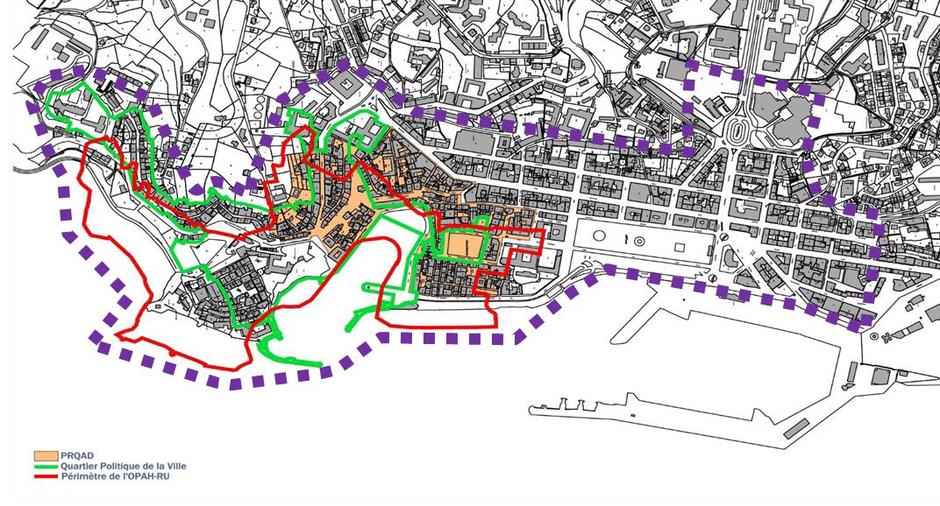 Bastia : une ORT pour requalifier les copropriétés dégradées