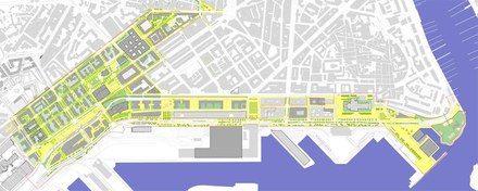 Marseille Cimed Plan Masse