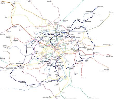 La Société du Grand Paris et Île-de-France Mobilités éditent un référentiel pour les abords des gares