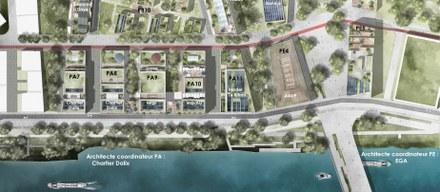 Île Saint-Denis écoquartier fluvial phases 2 et 3 Pichet Legendre