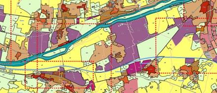 Yvelines : réduction de moitié des surfaces urbanisables dans les 73 communes de GPS&O