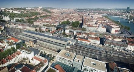 Lyon : Eiffage et Duc & Préneuf en charge du réaménagement du quai Perrache