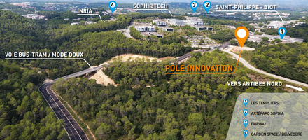 Sophia Antipolis Pole innovation zoom site.PNG