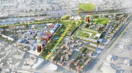 Clermont-Ferrand : caractériser les sols en amont de la transformation du quartier Saint-Jean
