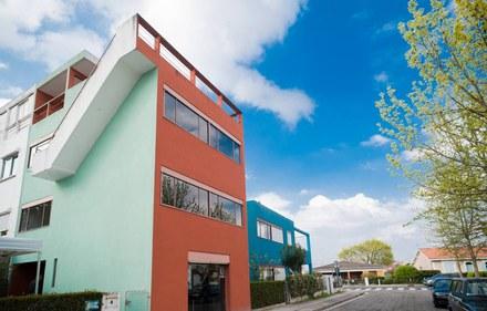 Cité Frugès à Pessac : rénover sans dénaturer Le Corbusier