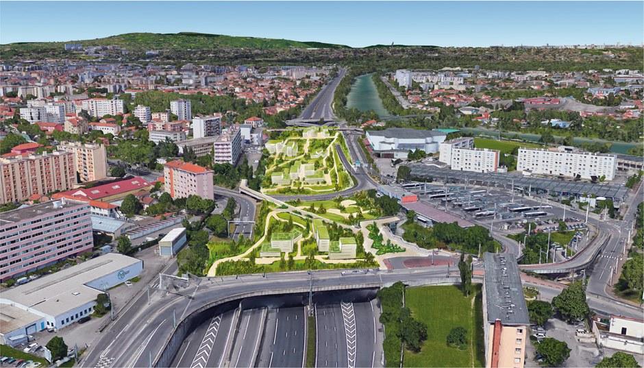 Villeurbanne : Saint-Jean, le grand projet du nouveau maire