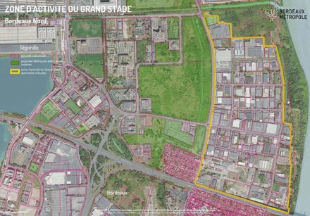 Bordeaux Nord, site pilote de la requalification des zones d'activités