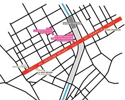 """Mulhouse : le projet """"Briand, Site Ecole"""" bientôt en phase test"""